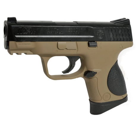 Image du produit SMITH & WESSON M&P9C TAN