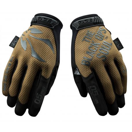 Image du produit Gants BO MTO TOUCH Coyote by Mechanix Tan