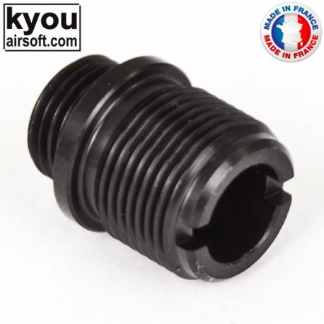 Image du produit Kyou - Adaptator silencer (-14) for WE hi-capa
