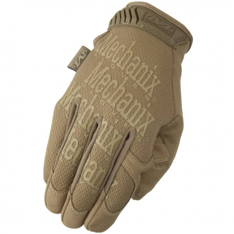 Image du produit GANTS MECHANIX ORIGINAL COYOTE L