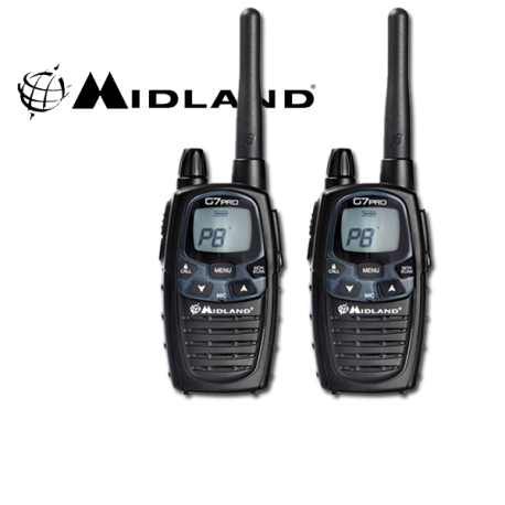 Image du produit MIDLAND TALKIES-WALKIES G7 XT