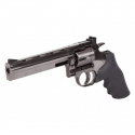 "ASG DAN WESSON 715 SILVER CO2 6"" 4.5mm PLOMB"