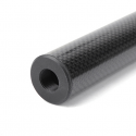 KING ARMS SILENCIEUX 195x30mm CARBON