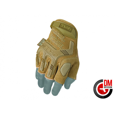 Image du produit MECHANIX M-PACT FINGERLESS COYOTE
