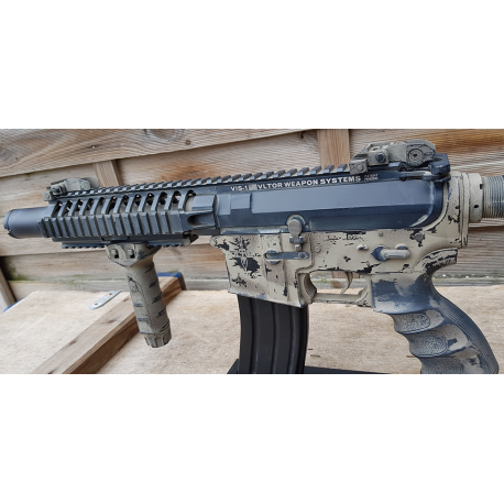 Image du produit CUSTOM KING ARMS VIS CQB ELITE METAL DESERT