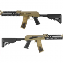 S&T AVENGERS AIRSOFT AK M-STYLE SPORTLINE