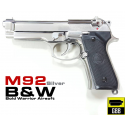B&W M92 CHROME GAZ
