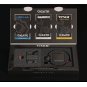 GATE TITAN V2 ADVANCED FRONT WIRED