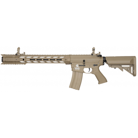 Image du produit PACK LANCER TACTICAL M4 LT-25 G2 INTERCEPTOR SPR TAN