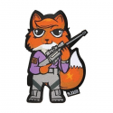 5.11 PATCH TACTICAL FOXY