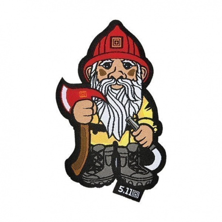 Image du produit 5.11 PATCH GNOME FIREFIGHTER