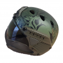 WARQ CASQUE COMPLET ANTI-BUEE TAN