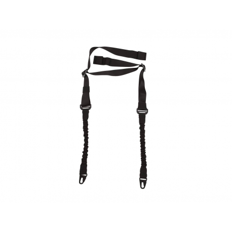 Image du produit SANGLE BUNGEE 2 POINTS NOIR