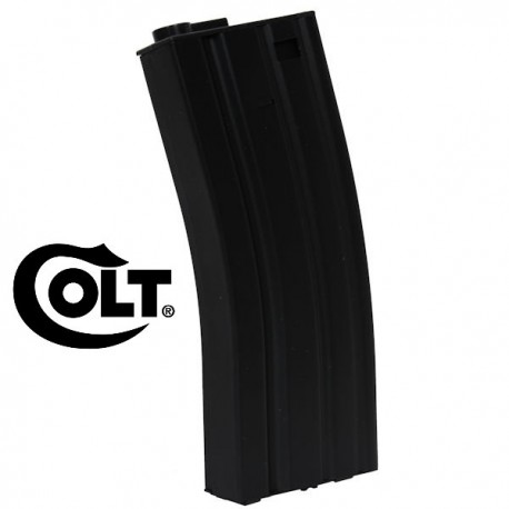 COLT CHARGEUR M4 HIGH CAP 300 BILLES METAL
