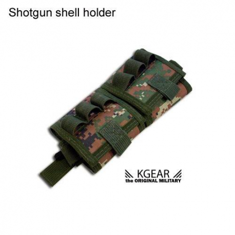 Image du produit Kgear - shotgun shell holder - Digital Woodland