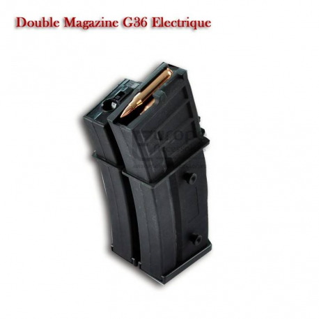 Image du produit G36 Double Mag Electronic With battery holder 1000 bbs
