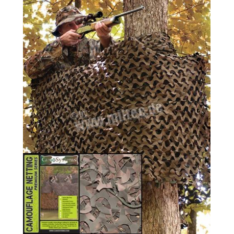Image du produit FILET CAMO 3, 0x6, 0 WOODLAND