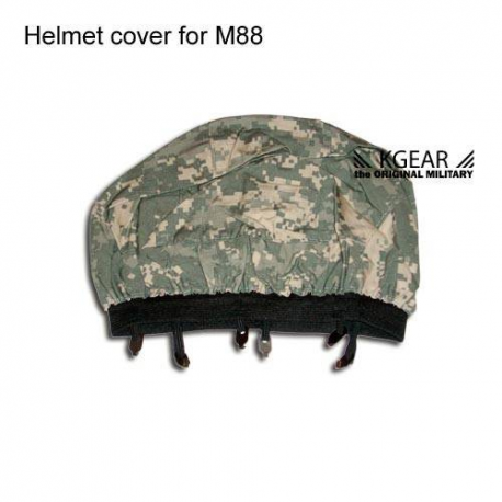 Image du produit Kgear - helmet cover for M88 Digital ACU - Couvre casque M88 Digital ACU