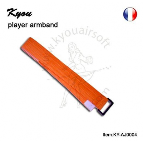 Image du produit Kyou - Player armband orange - Brassard Orange