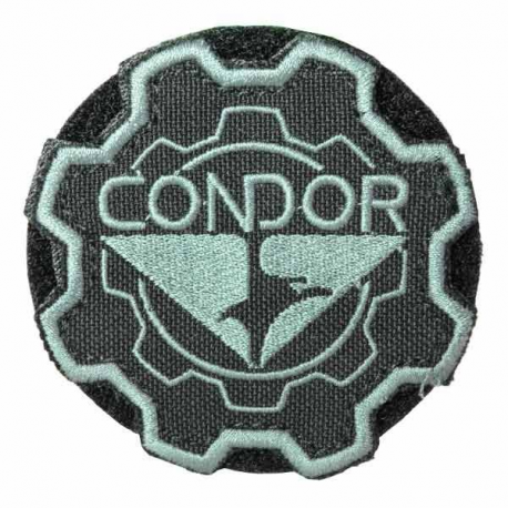 Image du produit CONDOR PATCH BLACK