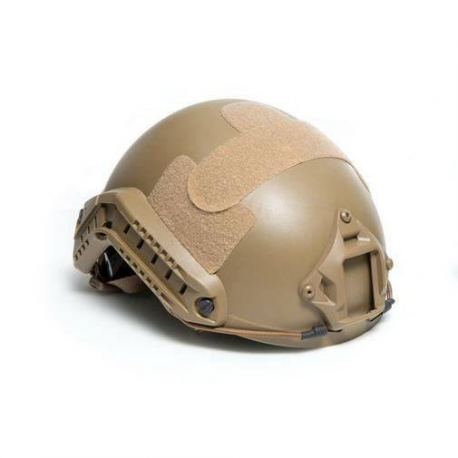 Image du produit CASQUE FAST STRIKE SYSTEMS TACTICAL GEAR NOIR