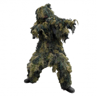 Camouflage airsoft et Ghillie